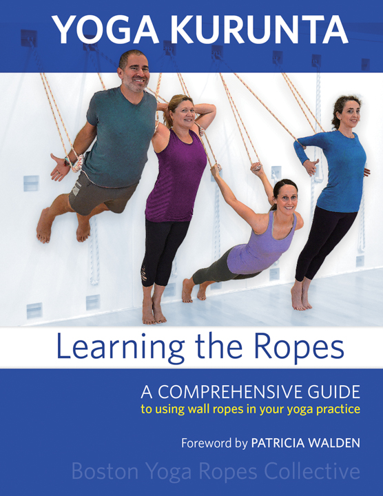 Ropes Yoga From The Boston Yoga Ropes Collective